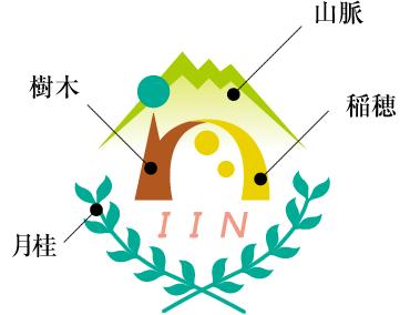 NPO法人癒し憩いネットワークのロゴの意味
